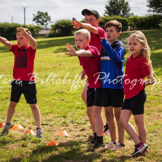 Year 3 and 4 Rounders 2018