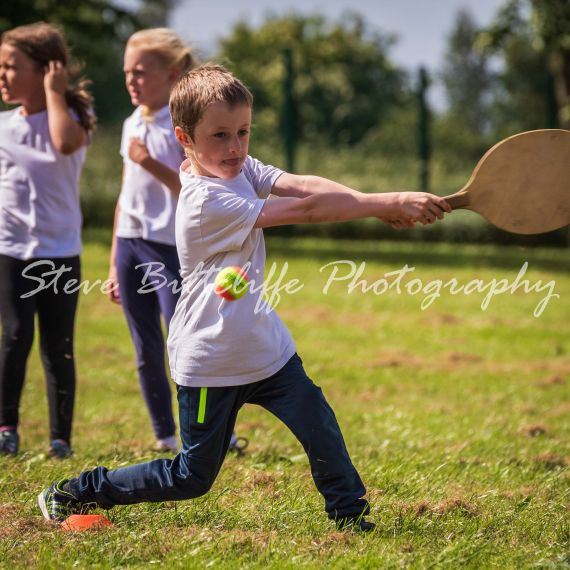 Year 3 and 4 Rounders 2018 2