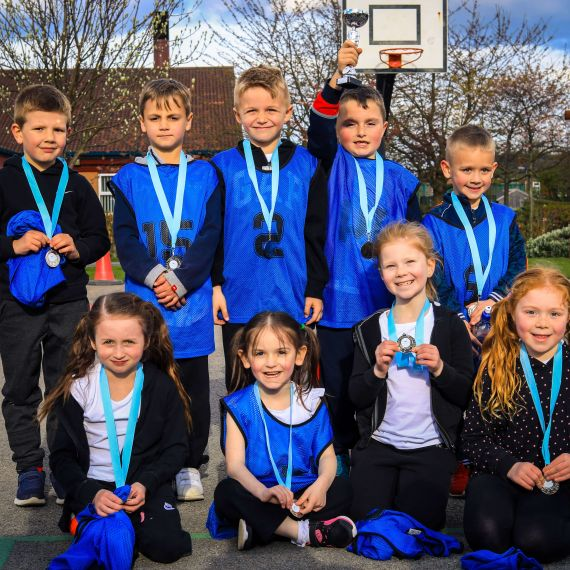 Year 1 and 2 Benchball 2019 1